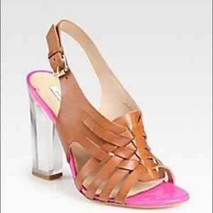 Diane VonFurstenberg ankle sandal